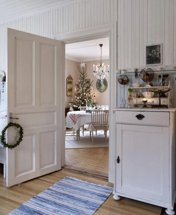 Natale Scandinavo @ Home Shabby Home