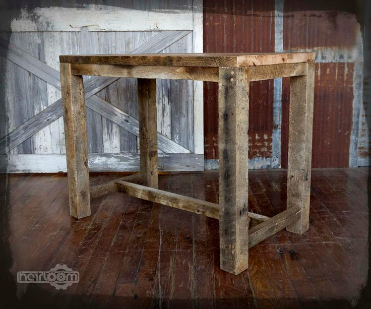 17 Best Images About Barn Wood Kitchen Table On Pinterest Barn Board Tables Barn Wood And