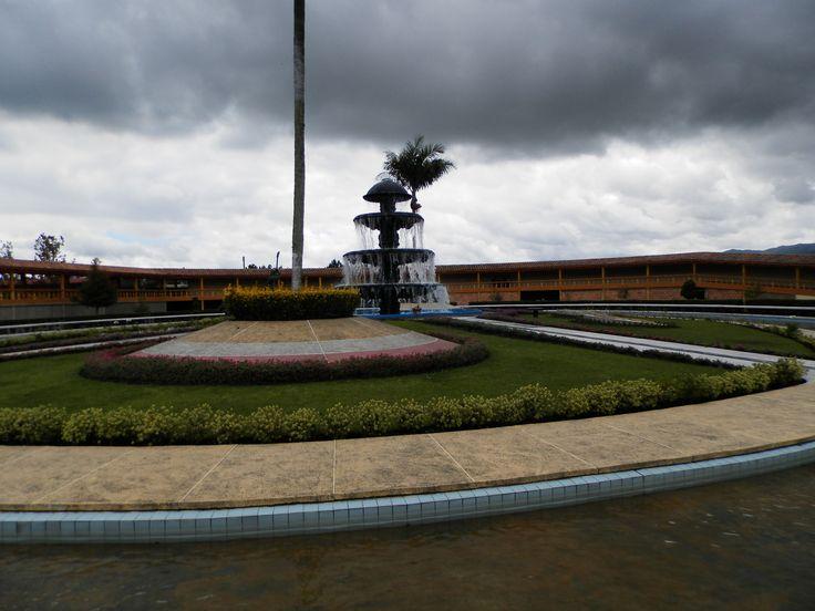 """Parque """"Jaime Duque"""" Bogotá, Colombia"""