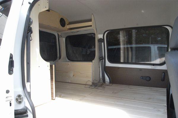 プロ並 軽バンをdiyで車中泊仕様に改造 中古のキャンピングカーを購入しリフォームしてみた 軽バン バン 車中泊