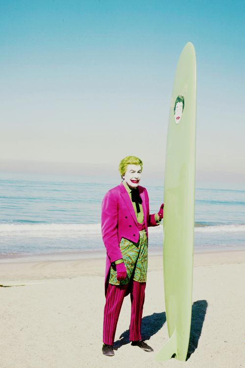 Batman- Surf's Up! Joker's Under! (1967)