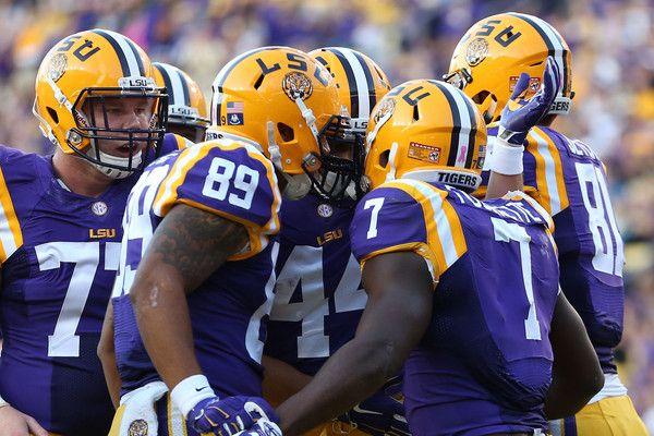 SEC week 6 Power Rankings: LSU sits at the top college football NCAA