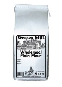 Wessex Mill - Teljes kiőrlésű búzaliszt, 1,5 kg