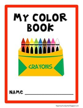 my color book - Book Of Colors