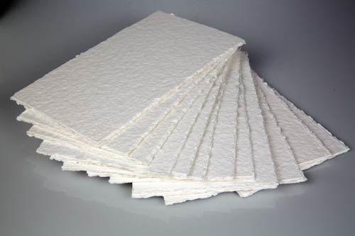 Cartoncino per Letterpress, by Carta a mano nelle Ande, 100% cotone