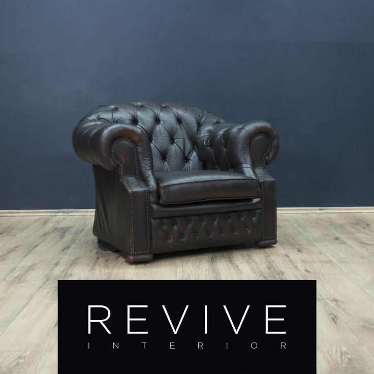 Sessel modern leder schwarz  10 besten Chesterfield Möbel - Sofa - Sessel Bilder auf Pinterest ...