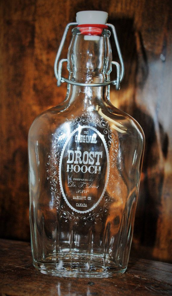 This listing is for one laser engraved Glass Swing Top Flask 8.5 oz  With its classic and distinguished design this flask is for those of you