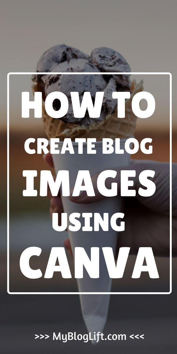 With the likes of visual-focused social media channels like Pinterest and Instagram, it has become a necessity to include beautiful pictures in your article body. This tutorial will teach you how to create beautiful blog images using Canva for FREE.