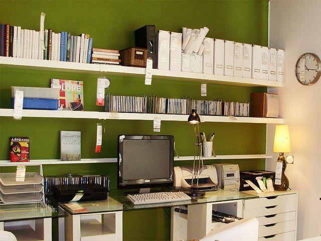 Elegant Sewing Room Ideas Ikea