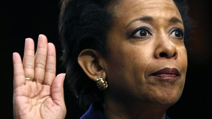 BREAKING: Loretta Lynch Just Committed A FELONY - She's Heading To Prison ...