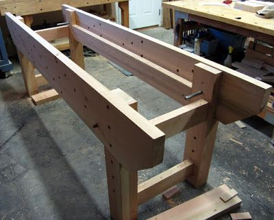 Oregon Woodworker By Andy Margeson Nicholson Workbench