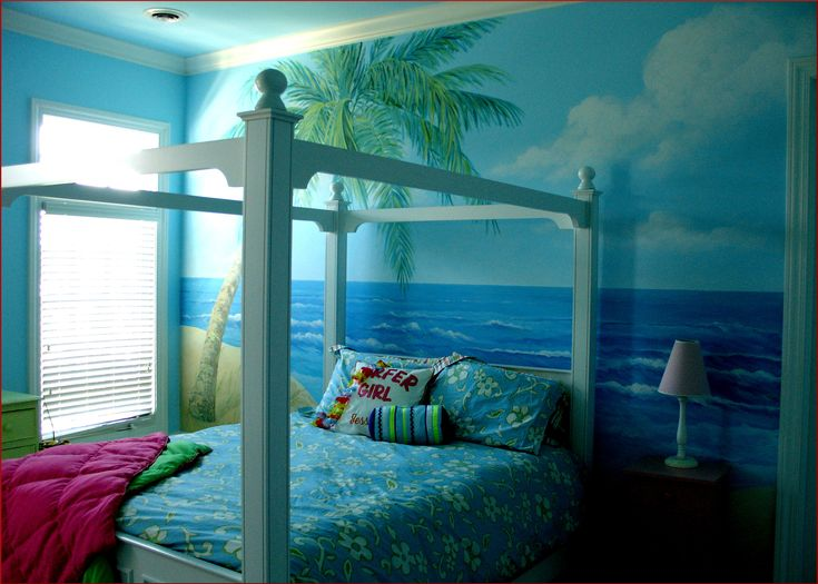Beach Cottage Decor - Beachy bedroom - Beach Bedroom White is a staple for creating a beachy look in the bedroom. Description from pinterest.com. I searched for this on bing.com/images