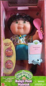 Cabbage Patch Kids (キャベツパッチキッズ) Baby's First Haircut Doll Clarissa Pamela ドール 人形 フィギュア(並行輸入) Mattel http://www.amazon.co.jp/dp/B00IZWMLQ6/ref=cm_sw_r_pi_dp_K4DAvb1JS4YD6