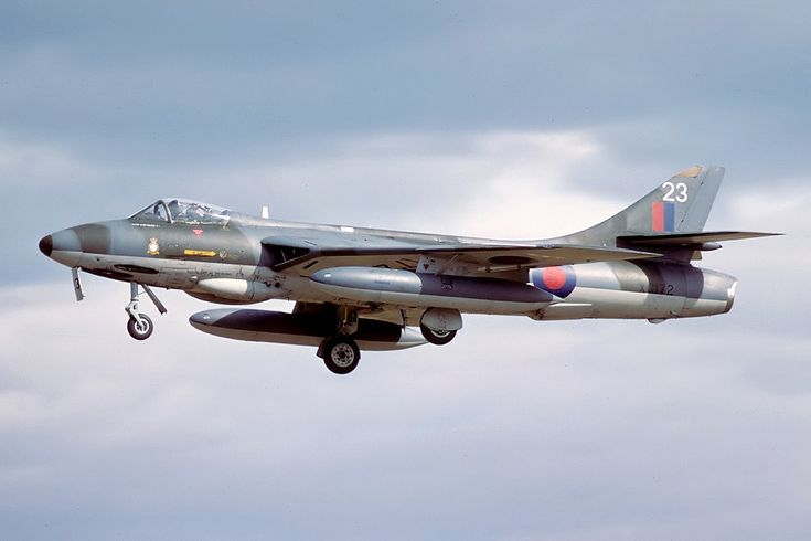Hawker Hunter F6A, UK - Air Force AN2269812 - Hawker Hunter - Wikipedia