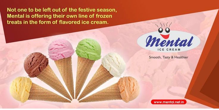 Not one to be left out of the #festiveseason, Mental Ice Cream is offering their own line of frozen treats in the form of flavored ice cream.
