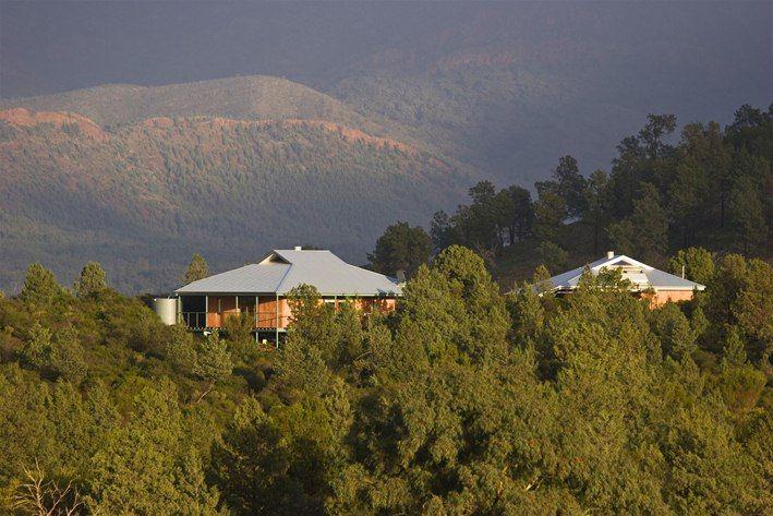 Rawnsley Park Luxury Eco-Villas, great surroundings in Flinders Ranges NP