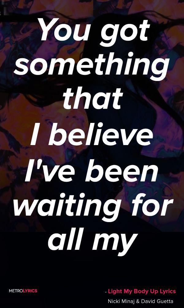 David Guetta feat Nicki Minaj & Lil Wayne Lyrics and Quotes: #DavidGuetta #NickiMinaj #LilWayne #Quotes #lyrics