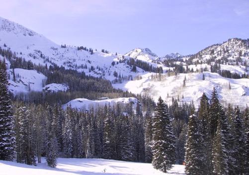 Brighton Ski Resort, Utah
