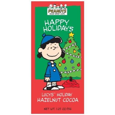 McSteven's Peanuts Lucy's Holidays Coco