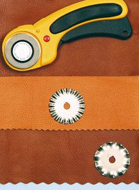 Safety Rotary Cutter Set with three replacement by ShamrockArts