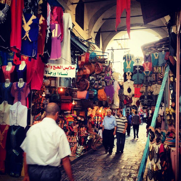 Tunisia medina