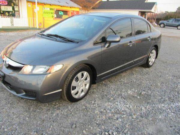 2010 Honda Civic LX Sedan 4D  BUY HERE/PAY HERE ( Mayan Motors)