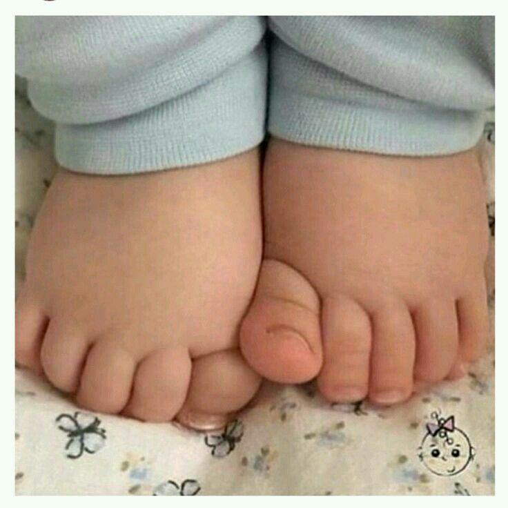 ❤Yerim senin tontik ayaklarını...
