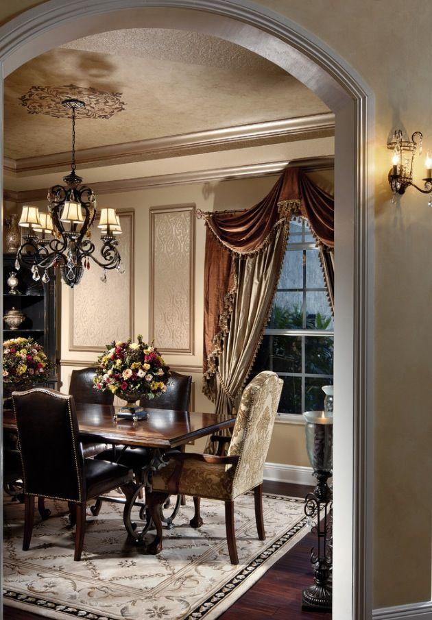 Dining room- love