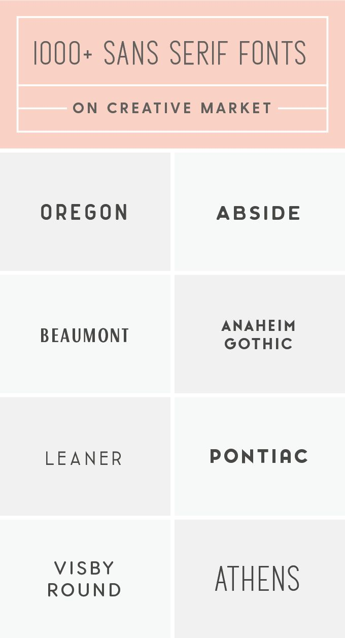 17 best ideas about best serif fonts serif guinee the best sans serif fonts for your next creative project