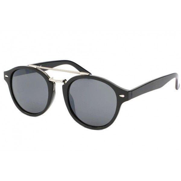 c0f1329527dcc6 Fantasy · Belles lunettes de soleil vintage noires référence Goya de marque  Eye Wear, lunettes soleil homme