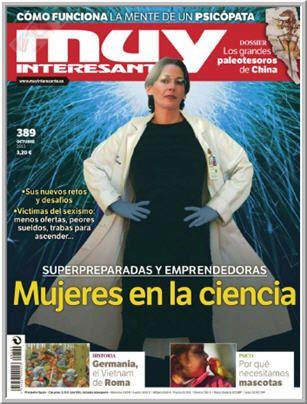 Muy Interesante - Octubre 2013/ Como funciona la mente de un Psicopata - Pdf Magazine Free Spain| Revistas en Pdf Gratis España