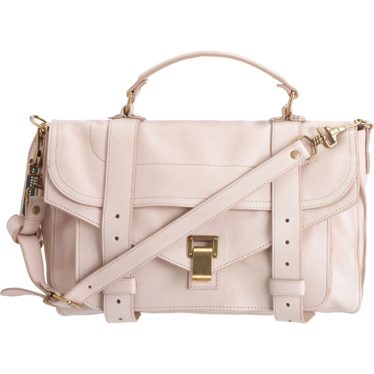 Proenza Schouler PS1 bags. You're going to need one in every size, color. Holy_.