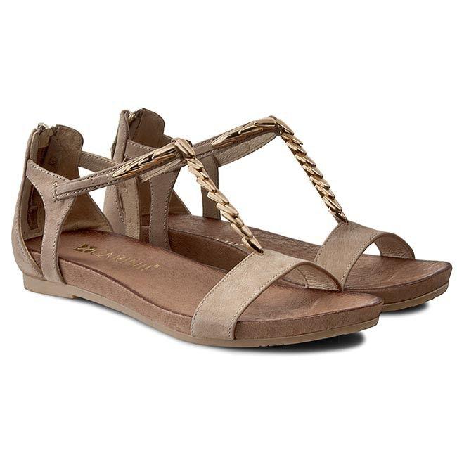 Sandały CARINII - B3619 Samuel 1365