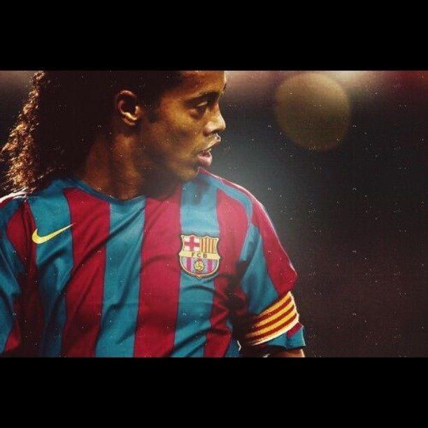 Dinho de mi vida.  #Barça