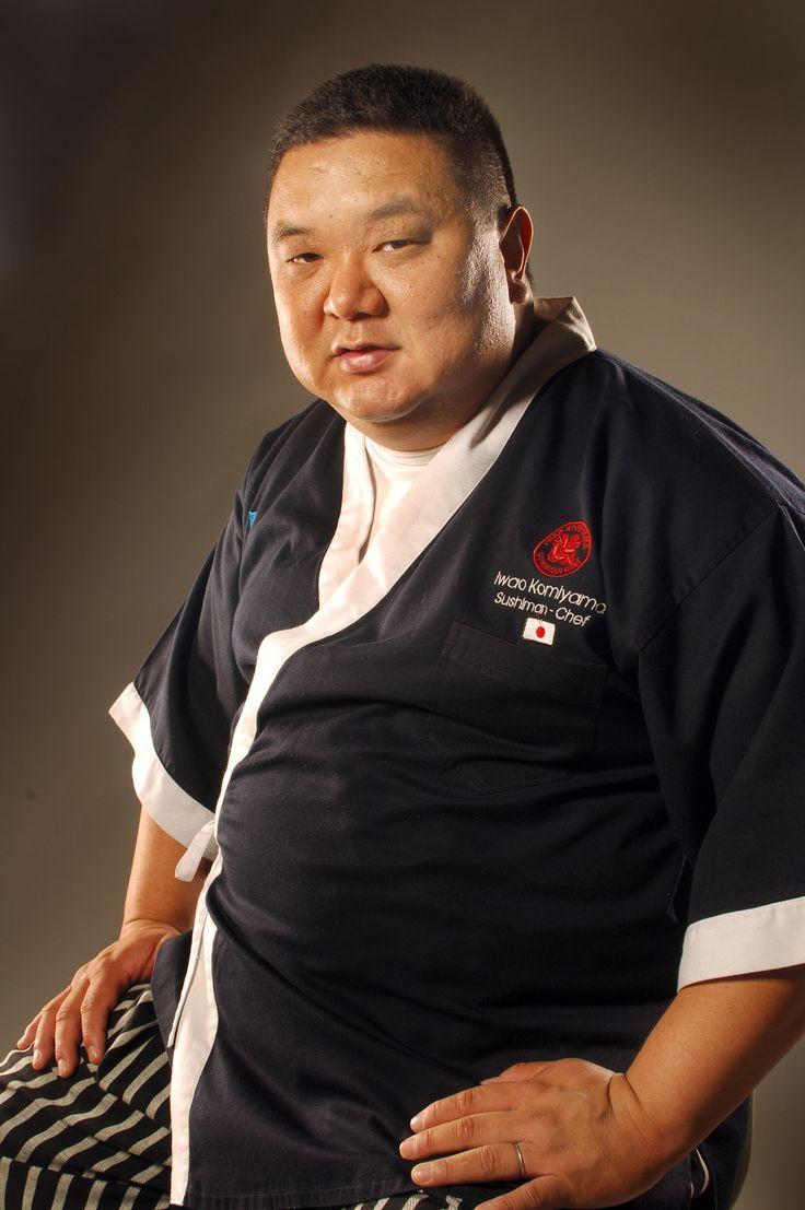 El chef Iwao Komiyama estará en Enjoy Viña del Mar