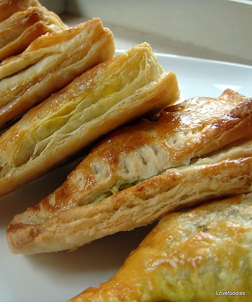 curry puffs.