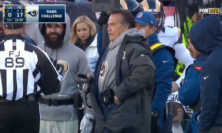 Jeff Fisher's lost challenge-flag fiasco hilariously got the mic'd-up treatment  http://ift.tt/2sPebiI Submitted July 07 2017 at 01:46PM by HouseofPain1 via reddit http://ift.tt/2tyrl0x