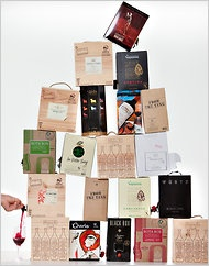 NY Times ratings of best boxed wines...