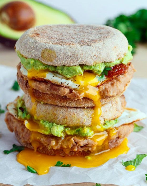 17 Bonkers Breakfast Sandwiches Worth Waking Up For