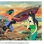 Dongeng Gunung Tangkuban Perahu (Sangkuriang And Dayang Sumbi) Dalam Bahasa Inggris
