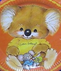 Critter Sitters! I had some school folders with these cuties on them :)