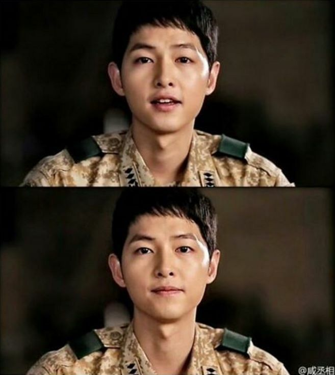 Descendants of the Sun [BTS] Song Joong Ki❤️ | cuteness overload