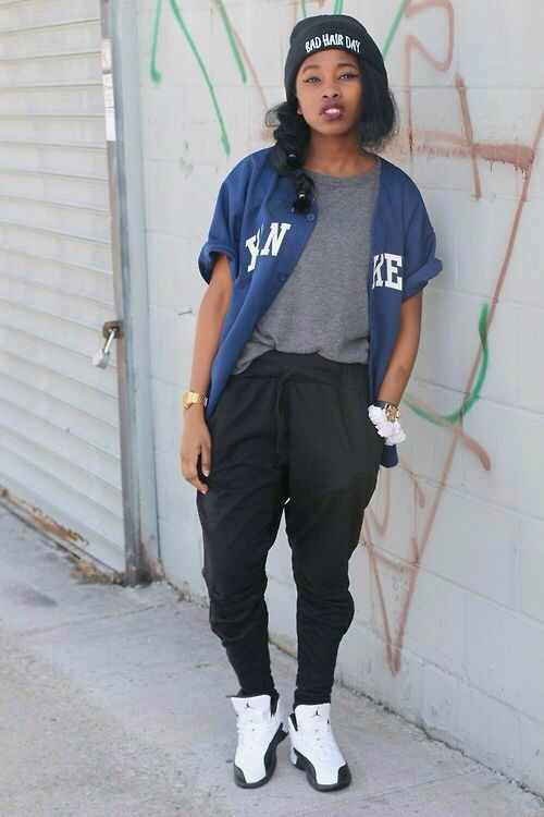 Best 25+ Tomboy swag ideas on Pinterest | Swag outfits Sporty tomboy outfits and Casual tomboy ...