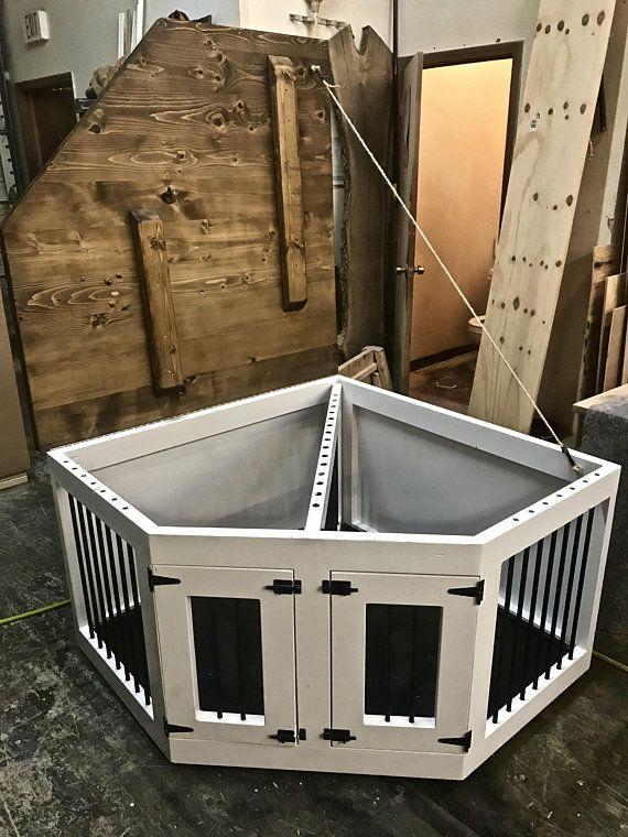Corner Dog Kennel 1 In Quality And Customer Service Indoor Dog Kennel Diy Dog Crate Building A Dog Kennel