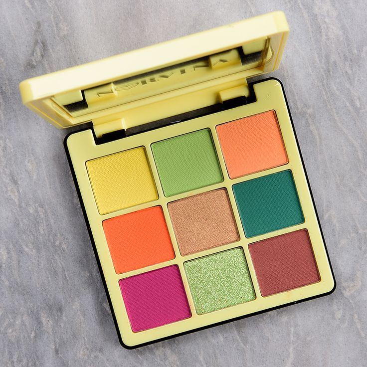 Anastasia Norvina Vol. 2 Mini Pro Pigment Palette Review