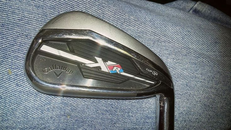 Callaway XR 7 Iron Cup 360 RH Project X Graphic Shaft 5.5 R-Flex  Golf Club #Callaway