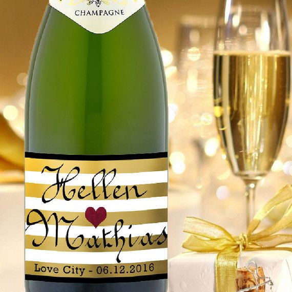Check out this item in my Etsy shop https://www.etsy.com/listing/276218702/bridal-shower-champagne-labels-wedding