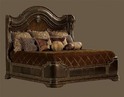 high end master bedroom set king queen and ca king live like a king luxury furnishings for. Black Bedroom Furniture Sets. Home Design Ideas