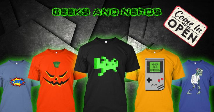 Geeks And Nerds Store