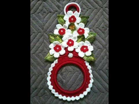 Puxa Saco jarro de flores DIY - YouTube